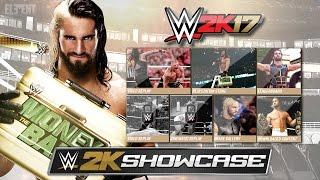 getlinkyoutube.com-WWE 2K17 2K Showcase Mode - Path Of The Architect Gameplay Notion