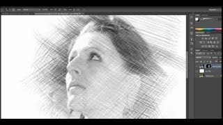 getlinkyoutube.com-Pencil Drawing (Sketch Effect) - Photoshop Tutorial