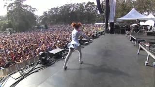 getlinkyoutube.com-Lindsey Stirling   Outside Lands Festival, San Francisco 2015