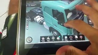 getlinkyoutube.com-Euro Truck Simulator 2 no seu tablet ou smartphone
