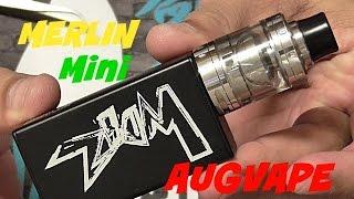 getlinkyoutube.com-Merlin Mini RTA Review and Step by Step Dual Clapton Build