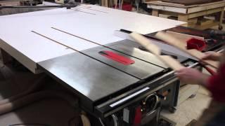 getlinkyoutube.com-Making A Spline Jig On Your SawStop Table Saw
