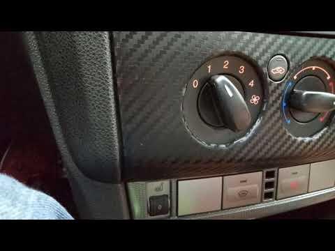 Где в Ford Фиеста Седан компрессор кондиционера