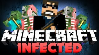 Minecraft INFECTED!! - DISEASE EVERYTHING!!