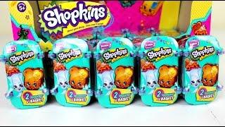 getlinkyoutube.com-Juguetes Shopkins  Shopkins Surprise Baskets  Juguetes en Español