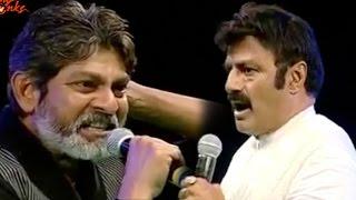 getlinkyoutube.com-Balakrishna & Jagapathi Babu Powerfull Dialogues on Stage @ Legend 400 Days Celebrations