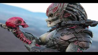 getlinkyoutube.com-Berserker Predator - Hot Toys Figure Review Showcase