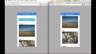 getlinkyoutube.com-Creating Realtime Image Sharing App using Ionic and Socket.io - Demo