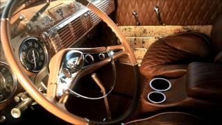 "getlinkyoutube.com-""Whistling Dixie"" Slam'd 1947 Patina Hot Rat Street Rod, Shop Truck FOR SALE"