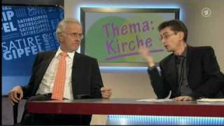 getlinkyoutube.com-Richling und Harald Schmidt zum Thema Kirche !