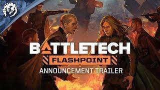 BATTLETECH - Flashpoint Bejelentés Trailer