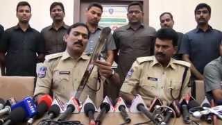 getlinkyoutube.com-Asad Murder Case: Murtuza Pahelwan Gang Arrested by Hyderabad Police
