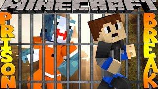 getlinkyoutube.com-Minecraft PRISON BREAK - SCUBA STEVE'S FIRST DAY