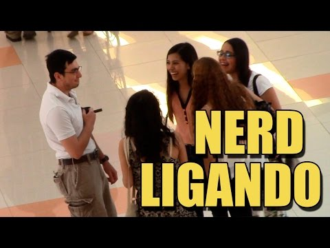 Nerd ligando | Bromas 2015 | Just Maming | Pranks |
