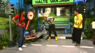 Penampilan Perdana Dede di 'OVJ'   YouTube