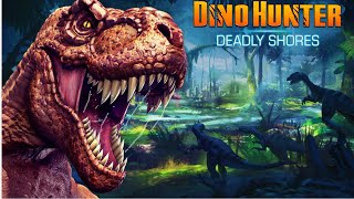 getlinkyoutube.com-Dino Hunter: Deadly Shores - iOS / Android - HD Gameplay Trailer
