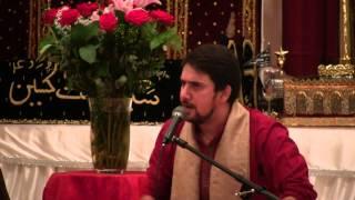 Jashn-e-Wiladat of Mola Abbas (AS) - Syed Farhan Ali Waris