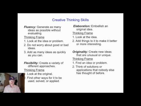 Saylor PSYCH303: Creative Thinking