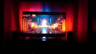 """getlinkyoutube.com-55"""" Raspberry Pi Ambilight - 222 LEDs (WS2812b)"""