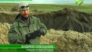 getlinkyoutube.com-Загадочный кратер изнутри. Эксклюзивное видео 16.07.2014 s1