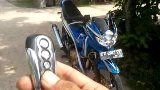 getlinkyoutube.com-TUTORIAL PEMAKAIAN REMOT ALARM MALING pada motor S