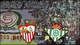getlinkyoutube.com-Ultras World on Tour - FC Sevilla vs Real Betis (20.09.2016)