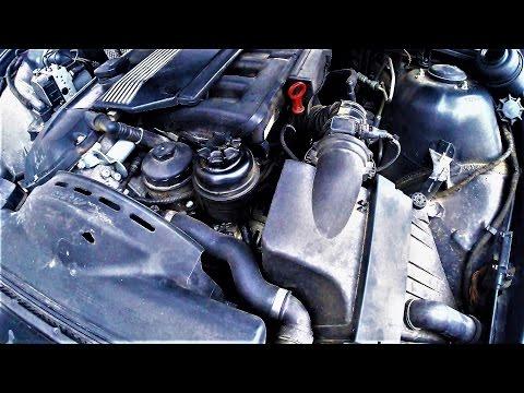 BMW E39 замена ГУР