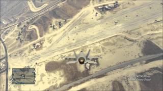 getlinkyoutube.com-GTA5 オンライン 戦闘機VS戦車リベンジ編 [機関銃2門の絶大な威力!]