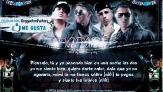 "getlinkyoutube.com-Magnate & Valentino Ft. Nicky Jam, Alberto Style - ""Olvidarte no Quiero"" con Letra ★2012★"