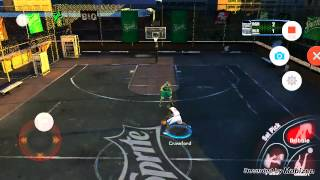 getlinkyoutube.com-NBA 2K15 ANDROID GAMEPLAY AND CROSSOVER!!