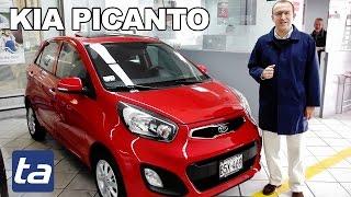 Kia Picanto en Perú I Video en Full HD I Todoautos.pe