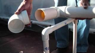 getlinkyoutube.com-sistema cultivo hidroponico NFT- بدون تربه - التصميم للزراعه المائيه