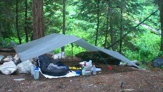 getlinkyoutube.com-Tarp shelters in storm conditions