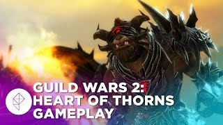 getlinkyoutube.com-Two Hours of Guild Wars 2: Heart of Thorns Closed Beta Gameplay - Revenant Hands-On