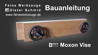 getlinkyoutube.com-Aufsatzzange von BENCHCRAFTED (Moxon vise)