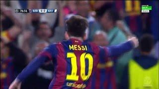getlinkyoutube.com-Lionel Messi vs Bayern Munich 06/05/2015 (Home) Spanish Commentator HD