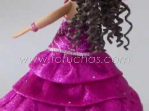 To Fofucha Quinceanera Personalizada Fofucha Quinceanera Fofucha