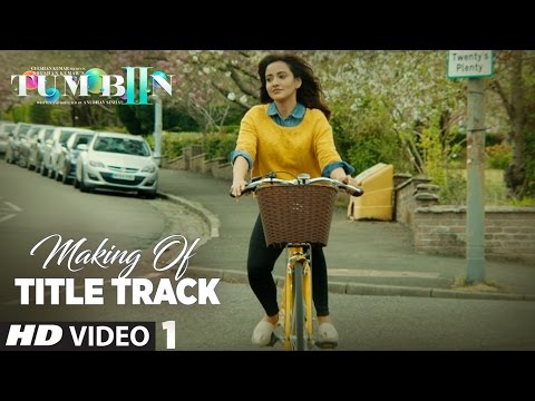Making of Tum Bin 2 Title Song | Ankit Tiwari | Neha Sharma, Aditya Seal, Aashim Gulati
