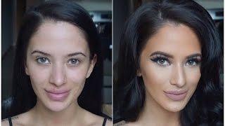 getlinkyoutube.com-Makeover Monday: Photoshoot Glam w/ Kaitlyn Mason