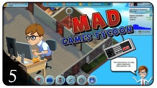 getlinkyoutube.com-NOWE BIURO - MAD GAMES TYCOON #5