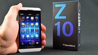 getlinkyoutube.com-Blackberry Z10: Unboxing & Review