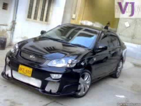 Honda Civic Modified Cars in Pakistan