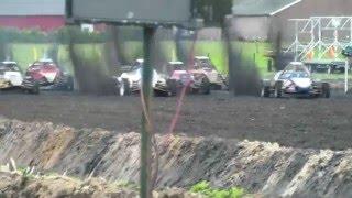 getlinkyoutube.com-wouter de vries sprinter2000 autocross langeveen 17-4-2016
