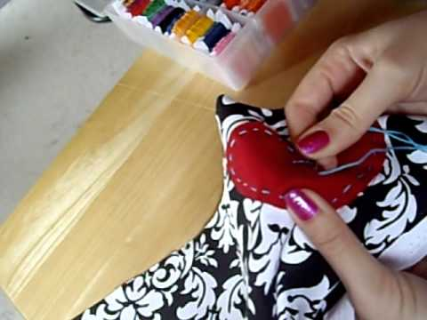 hand embroidery tutorial videos 003.AVI