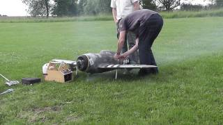 P47 Razorback crash