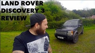 getlinkyoutube.com-Owning A Land Rover Discovery 3, 4x4 Review   MANY PROBLEMS!