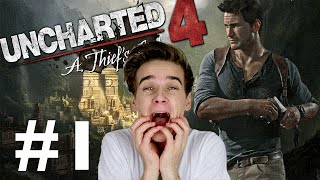 getlinkyoutube.com-THIS GAME IS UNBELIEVABLE! - Uncharted 4 #1