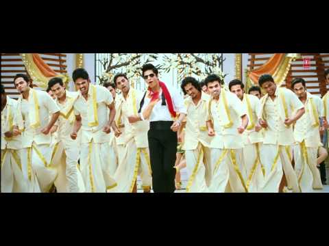 Chammak Challo Remix Akon - Full Video Song [HD] - Kareena Kapoor, Shahrukh Khan