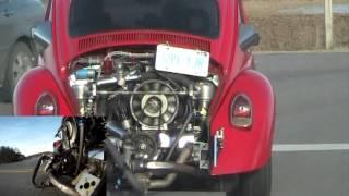 getlinkyoutube.com-VW Bug Turbo
