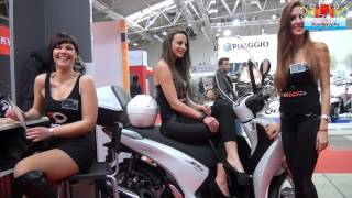 getlinkyoutube.com-Motodays Roma : Ragazze Hostess di Omnimoto - Video